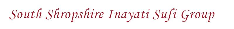 South Shropshire Inayati Sufi Group. Logo
